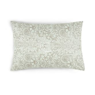 Sateen pillow cases 40-0883-SILVER GREY