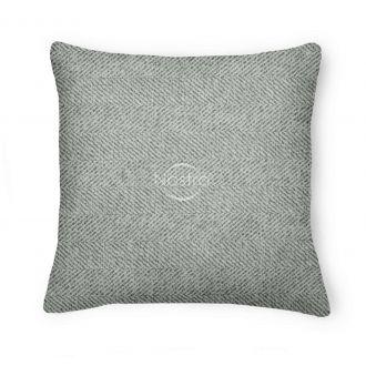 Decorative pillow case 80-3065-LIGHT GREY