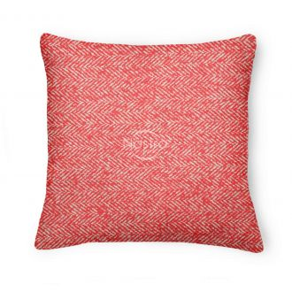 Decorative pillow case 80-3065-RED