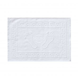Bath mat 650J T0035-OPT.WHITE