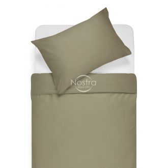 Sateen bedding set ADELA 00-0277-TAUPE