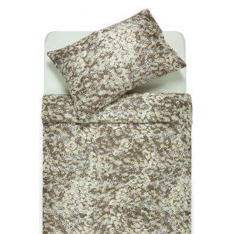Постельное бельё из сатина ADELPHA 40-0886-CACAO
