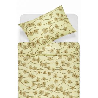 Cotton bedding set DALARY 40-0649-BEIGE