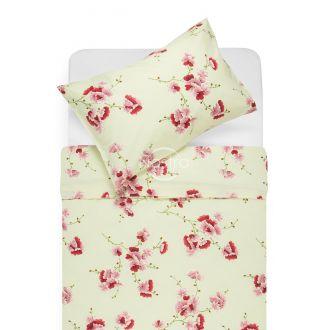 Cotton bedding set DOLLEY 20-0085-BORDO