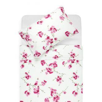 Cotton bedding set DOLLEY 20-0085-FUCHSIA