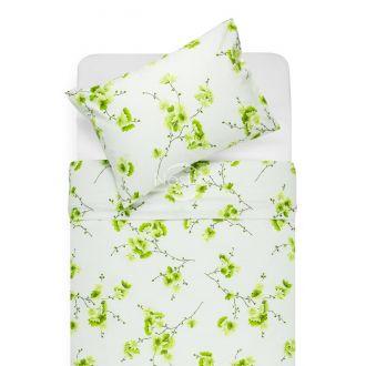 Cotton bedding set DOLLEY 20-0085-GREEN