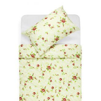 Cotton bedding set DORLA 20-1469-MILK
