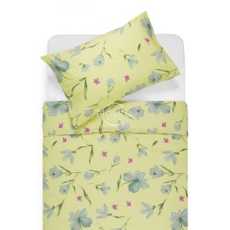 Cotton bedding set DESTINY 20-1502-GREY