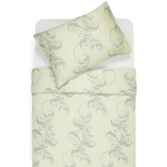 Sateen bedding set AGATE 40-0739-PAPYRUS