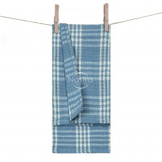Kitchen towel WAFEL-240 T0101-BLUE