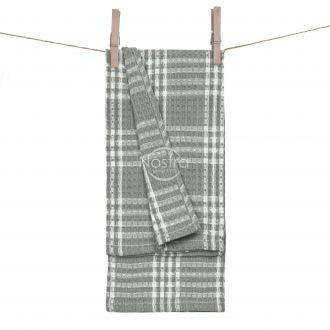 Кухонное полотенце WAFEL-240 T0101-GREY