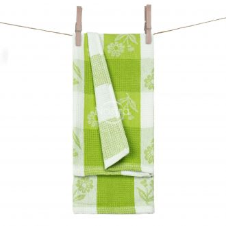Кухонное полотенце WAFEL-240 T0102-SPRING GRE