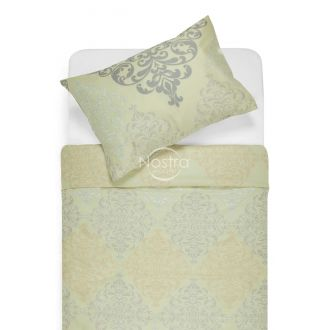 Sateen bedding set ABRIL 40-0819-PAPYRUS
