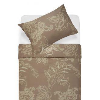 Sateen bedding set AHUVA 20-1354-CACAO