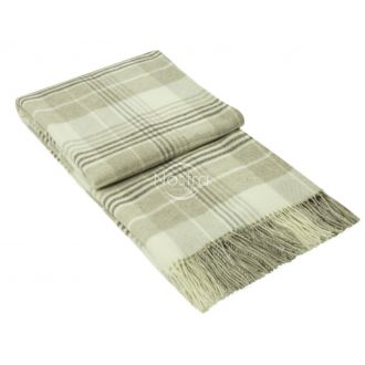 Plaid KUBA 80-3218-BEIGE