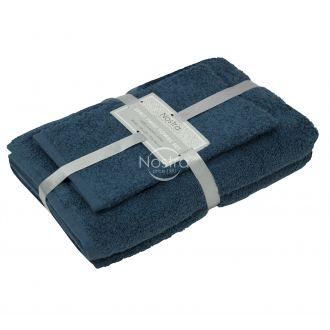 3-х предм. набор полотенец 380 ZT 380 ZT-MOROCCAN BLUE