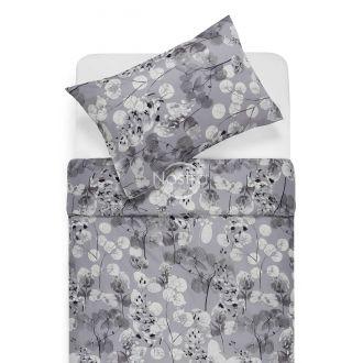 Sateen bedding set ADOETTE 20-1543-GREY