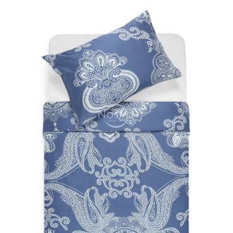 Satīna gultas veļa ADRA 40-1180-BLUE