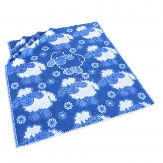 Детское одеяло SUMMER 80-1022-INDIGO