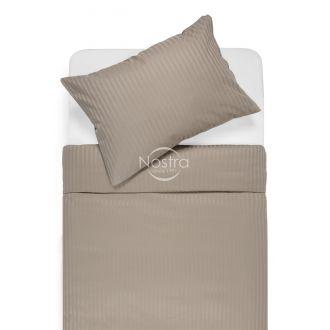 Sateen bedding set ADELINDA 00-0223-1 SILVER GREY MON