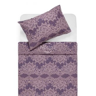 Cotton bedding set DEMETRIA 40-1140-PLUM