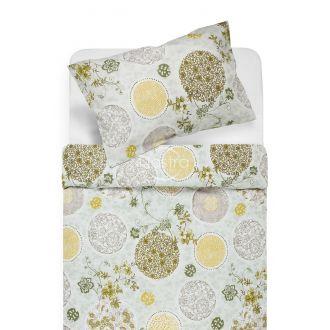 Cotton bedding set DAYRA 40-1031-KHAKI