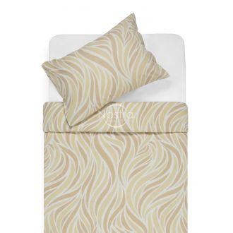Flaneļa gultas veļa BARBARA 30-0602-BEIGE