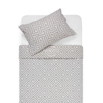 Фланелевое постельное бельё BRITTANY 30-0603-GREY