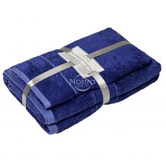 Bamboo towels set BAMBOO-600 T0105-BLUEMARINE