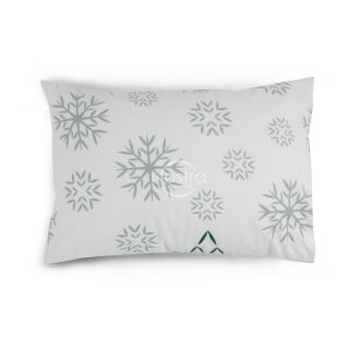 Flannel pillow cases with zipper 10-0550-GREY