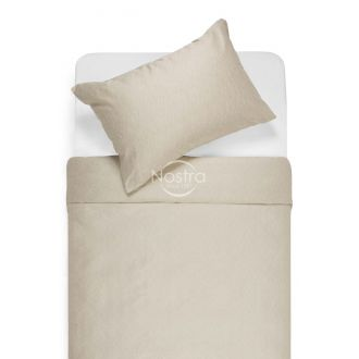 Sateen bedding set AGAFIA 40-1179-CREAM