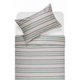 Sateen bedding set ADALYN 30-0594-BEIGE