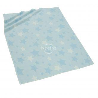 Детское одеяло SUMMER 80-1024-L.BLUE 10
