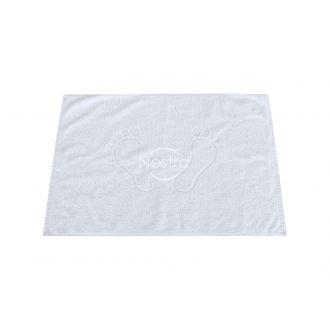 Frotē vannas paklājs 650J T0052-WHITE