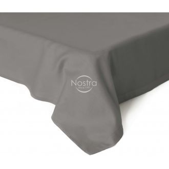 Flat sateen sheets 00-0326-STONE GREY