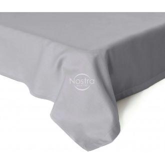 Flat sateen sheets 00-0251-L.GREY