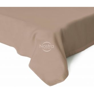 Flat sateen sheets 00-0165-FRAPPE