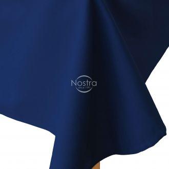 Холстовая простыня 00-0317-DARK BLUE