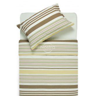Burzīta gultas veļa ELLY 30-0523-BROWN