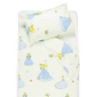 Children bedding set BEAUTIFUL PRINCESS 10-0416-BLUE