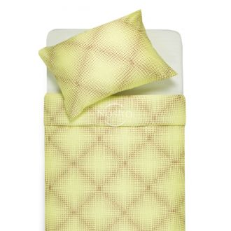 Premium maco sateen bedding set CAROLINE 30-0450-YELLOW