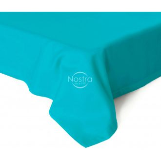 Flat sateen sheets 00-0250-AQUA