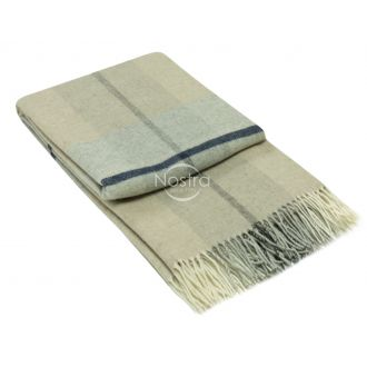Pleds KUBA 80-3062-DARK BEIGE GREY