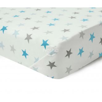 Children renforce sheets 10-0052-L.GREY/L.BLUE