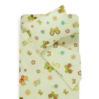 Children bedding set SPRING & BUTTERFLIES 10-0435-PAPYRUS