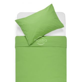 Kokvilnas gultas veļa DOTTY 00-0002-L.GREEN