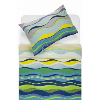 Katūna gultas veļa NICOLE 40-1006-BLUE