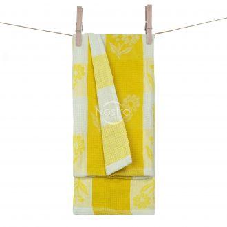 Кухонное полотенце WAFEL-240 T0102-YELLOW