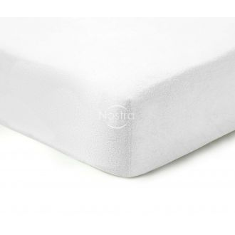 Fitted terry sheets TERRYBTL-OPT.WHITE