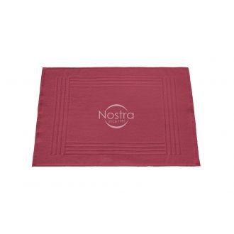 Bath mat 650 650-T0033-MERLOT